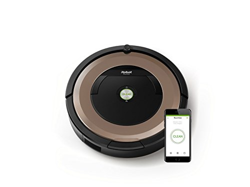 Opinión y análisis del robot aspirador iRobot Roomba 895